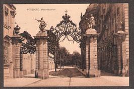 970...   (W-8700)   Würzburg   -Rennwegertor-   (PK-00111)
