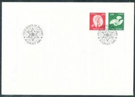 1173-1174 Ersttagsbrief (SE)