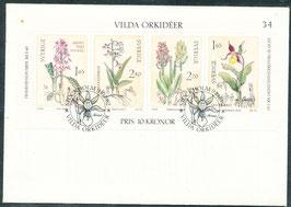 1205-1208 Ersttagsbrief (SE)