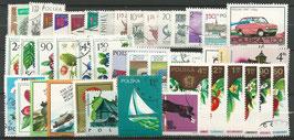 44 verschiedene Polen Bildermarken