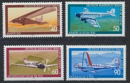 BERL 592-595  postfrisch