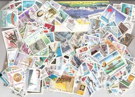 500 verschiedene Schiffe - Briefmarken