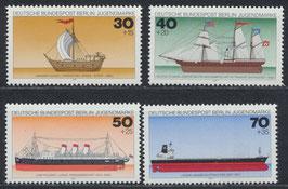 BERL 544-547 postfrisch