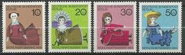 BERL 322-325  postfrisch
