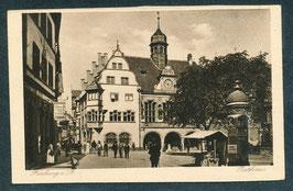 79...   (W-7800)   Freiburg i.B.  -Rathaus-   (PK-00487)