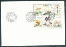 1038-1043 Ersttagsbrief (SE)
