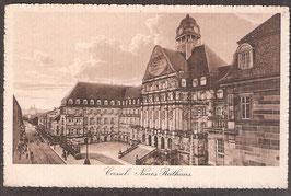 341...   (W-3500)   Kassel   -Neues Rathaus-   (PK-00454)