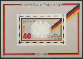 BRD Block 10   807  postfrisch