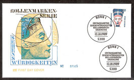 1398 FDC (BRD)