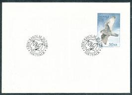 1140 Ersttagsbrief (SE)