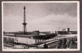 1....   (W-1000; O-1...)   Berlin   -Ausstellungsgelände und Funkturm-   (PK-00364)