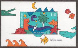 BRD Block 42  1980 postfrisch