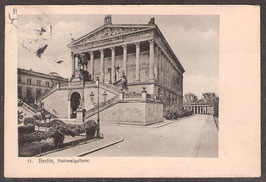 10....    (W-1000; O-1...)   Berlin   -Nationalgallerie-    (PK-00289)