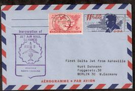 JET AIR MAIL SERVICE ASHEVILLE (T-Luftfahrt-FB 0008)
