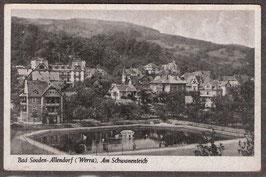 37242 (W-3437)    Bad Sooden - Allendorf   -Am Schwanenteich-   (PK-00132)