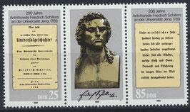 DDR 3254-3255 postfrisch