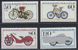 BRD 1168-1171 postfrisch