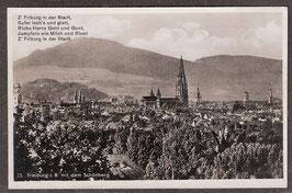 79...  (W-7800)   Freiburg i.B.   -mit dem Schönberg-  (PK-00027)