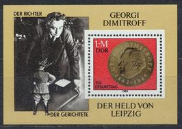 DDR Block 68; 2708 postfrisch