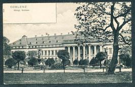 560..   (W-5400)   Koblenz   -Königl. Schloss-    (PK-00482)