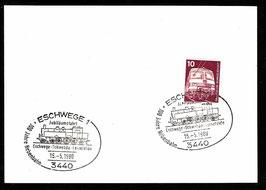 Eisenbahn-Motiv-Beleg (EMB-0313)