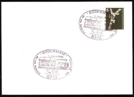 Eisenbahn-Motiv-Beleg (EMB-0362)