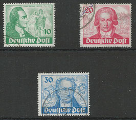 BERL 61-63 gestempelt