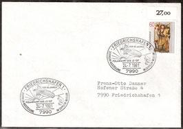 -vor 50 Jahren Polarfahrt des LZ127-  (T-Luftschiff 0007)