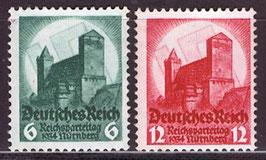 DR 546-547 postfrisch