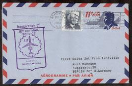 JET AIR MAIL SERVICE ASHEVILLE (T-Luftfahrt-FB 0007)