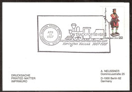 Eisenbahn-Motiv-Beleg (EMB-0395)