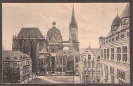520...   (W-5100)    Aachen   -Kaiser-Dom  Nord-Seite-   (PK-00225)