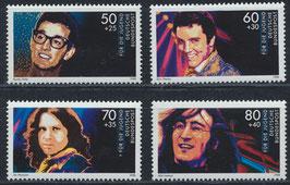 BRD 1360-1363 postfrisch