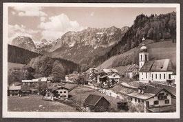 8348.   (W-8243)    Ramsau   -Ramsau mit Reiteralpe-