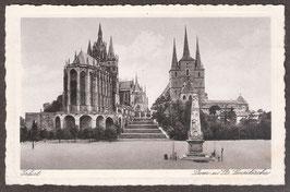 990...   (O-5010)   Erfurt   -Dom m. St. Severikirche-    (PK-00451)