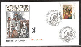 749 FDC (BERL-FDC)