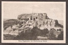 38889   (O-3720)    Blankenburg   -Burg Regenstein bei Blankenburg Harz-   (PK-00248)