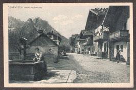 82467   (W-8100)   Garmisch-Partenkirchen   -Frühlingsstraße-   (PK-00403)
