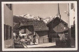 82467    (W-8100)   Garmisch-Partenkirchen   -Partenkirchen Ballengasse-    (PK-00299)
