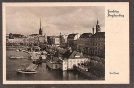 2....   (W-2000)   Hamburg    -Jungfernstiag-    (PK-00216)
