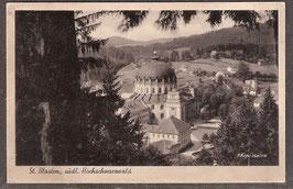 79837   (W-7822)   St. Blasien   -südl. Hochschwarzwald-   (PK-00171)