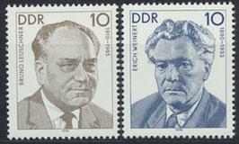 DDR 3300-3301 postfrisch
