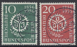 BERL 138-139 gestempelt