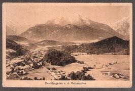 83471    (W-8240)   Berchtesgaden   -Berchtesgaden v. d. Metzenleiten-    (PK-00267)