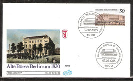740 FDC (BERL-FDC)