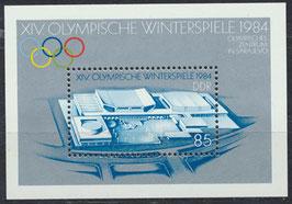 DDR Block 74; 2843 postfrisch