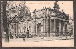 01...   (O-8010)  Dresden   -Kunst- Akademie-   (PK-00296)