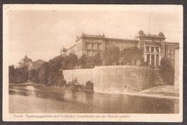 341..   (W-3500)    Kassel   -Regierungsgebäude und Preußisches Staatstheater von der Altstadt gesehen-   (PK-00052)
