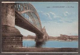 402..  (W-4000)   Düsseldorf  -Le Pont-   (PK-00019)