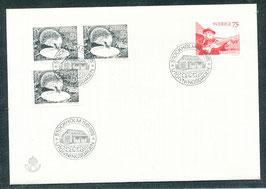 923-924 Ersttagsbrief (SE)